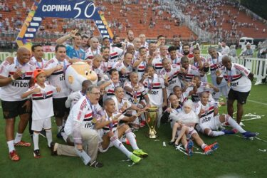 Atual campeão, São Paulo encara o Operário-PR em estreia na Copinha