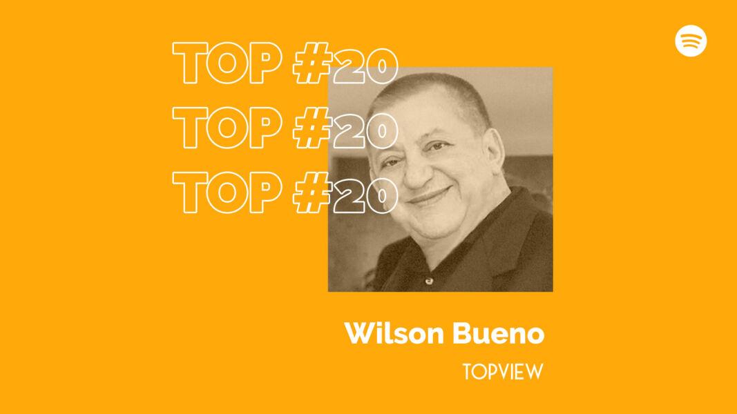 PLAYLIST DOS COLUNISTAS: Wilson Bueno seleciona músicas que resgatam momentos
