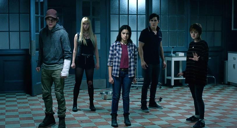 'Novos Mutantes' ganha segundo trailer depois de vários adiamentos