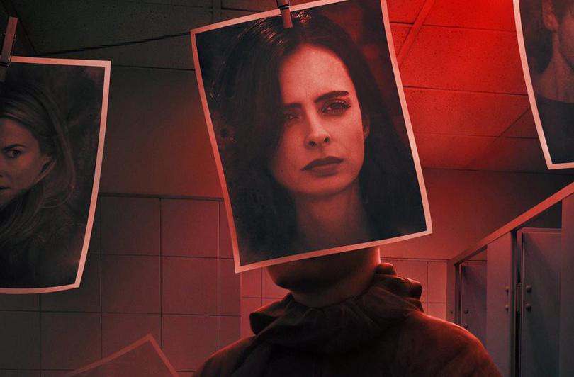 Jessica Jones está sendo bisbilhotada em cartaz da 3ª temporada da série