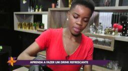 Aprenda a fazer drinks refrescantes