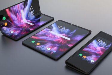 Smartphone dobrável da Samsung deve ter 3 câmeras traseiras
