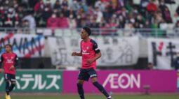 Ex-Vasco, Lucas Mineiro comemora retorno do futebol japonês