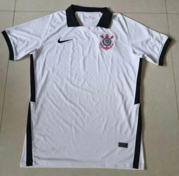 Novo uniforme do Corinthians já tem data para lançamento