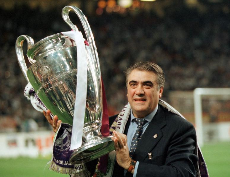 Lorenzo Sanz, ex-presidente do Real Madrid, falece vítima do coronavírus