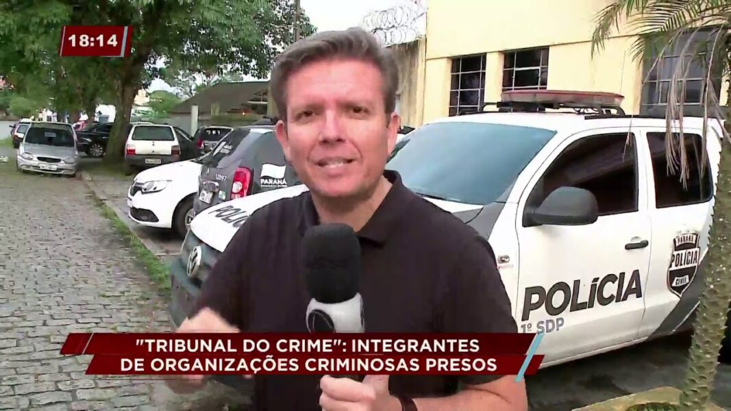 Integrantes do PCC são presos em mega operação em Paranaguá