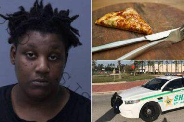 """Amiga nega pedaço de pizza e quase é esfaqueada em restaurante: """"eu vou te cortar"""""""