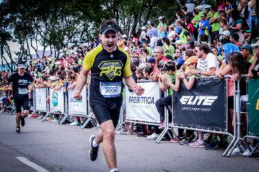 Bora treinar! Curitibano André Bernert perdeu 20 quilos e busca recordes pessoais em maratonas