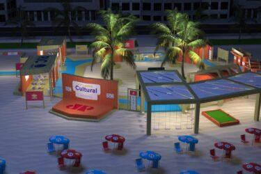 É hora de diversão! Arena Mundo RIC estreia neste sábado (11), em Caiobá