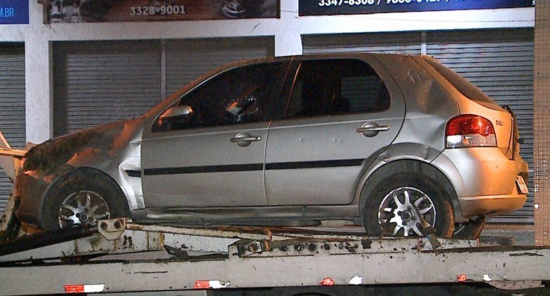 Família vive momentos de terror durante assalto, em Curitiba