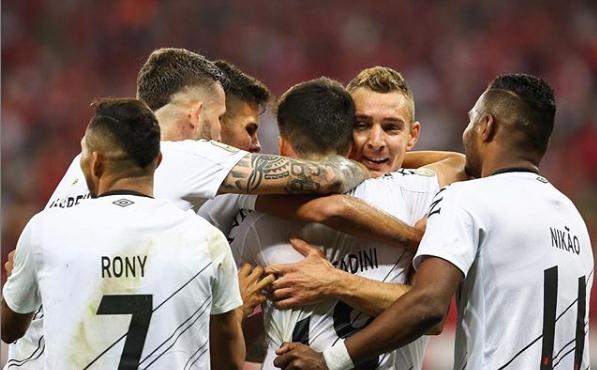 Athletico volta a jogar na Arena da Baixada após título da Copa do Brasil