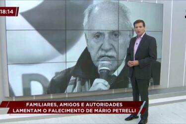 Morre Mário Petrelli: uma figura visionária da comunicação