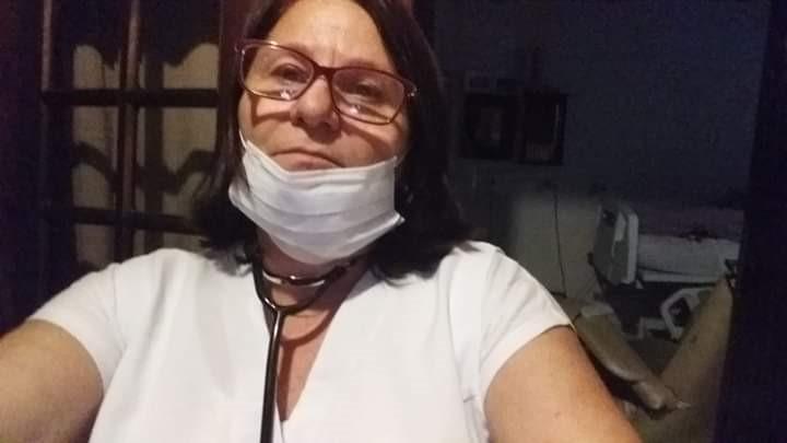 auxiliar de enfermagem morta