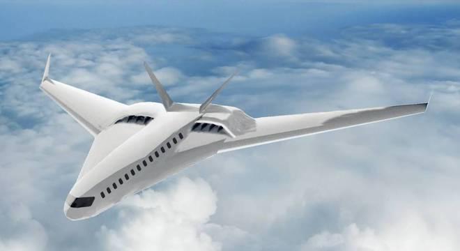 Projeto de avião movido totalmente a eletricidade é financiado pela Nasa