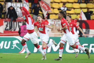 Monaco sofre, mas Keita Baldé garante vaga na próxima fase da Copa da França