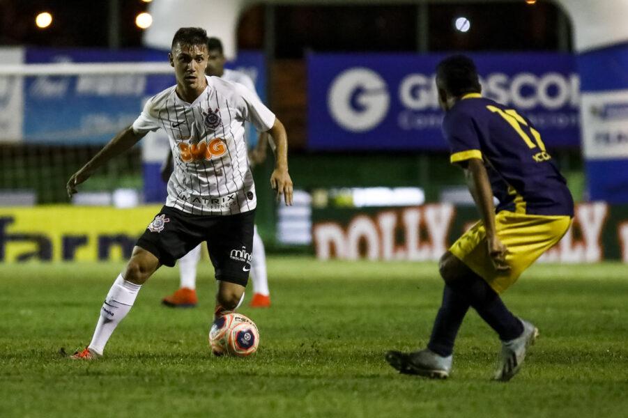 Confira fotos de Corinthians x Retrô-PE pela Copa São Paulo