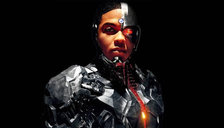 Zack Snyder compartilha imagem inédita do Cyborg de Liga da Justiça