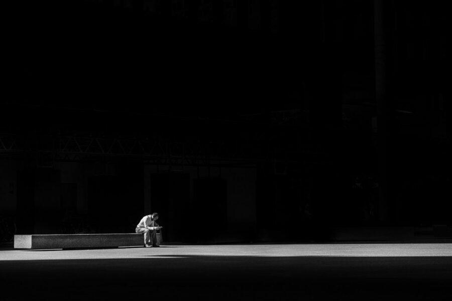 A solitude traz nossa melhor companhia, nós mesmos