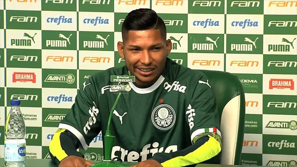 Rony se diz pronto para estrear e já mira clássico contra o Santos