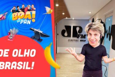 O BOA DA PAN! Ao Vivo   13/02/2020