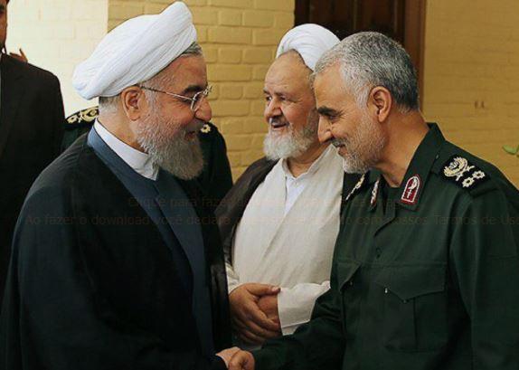 Bolsonaro diz que retaliar os EUA seria 'suicídio' para o Irã
