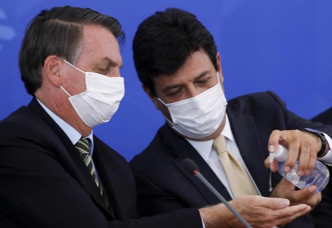 Coronavírus: brasileiro confia mais em Mandetta do que em Bolsonaro, diz pesquisa