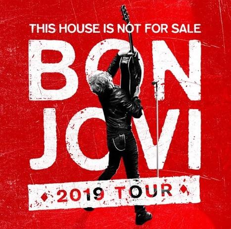 Bon Jovi em Curitiba: show bloqueia ruas próximas da Pedreira