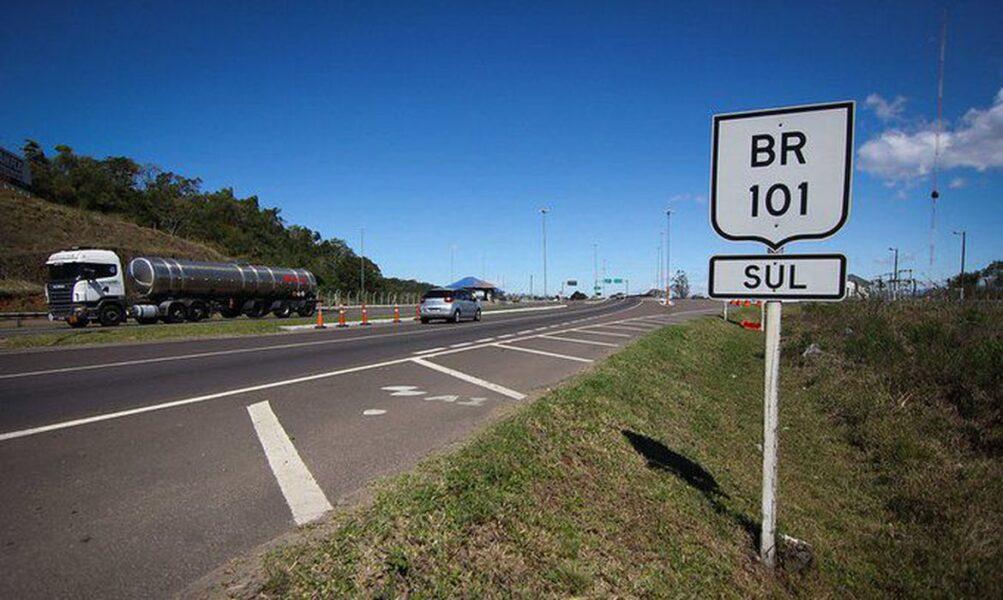 CCR vence leilão de concessão do trecho da BR-101; tarifa será de R$ 1,97