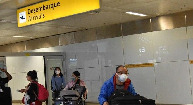 Brasil tem 1º caso do novo coronavírus confirmado