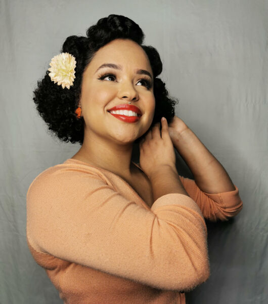 #MeuCabeloRetro: ação ensina mulheres a criarem penteados vintage