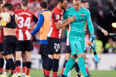 Paralisação do futebol antecipou aposentadoria de Aduriz