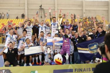 Liga Nacional de Futsal será televisionada em TV aberta