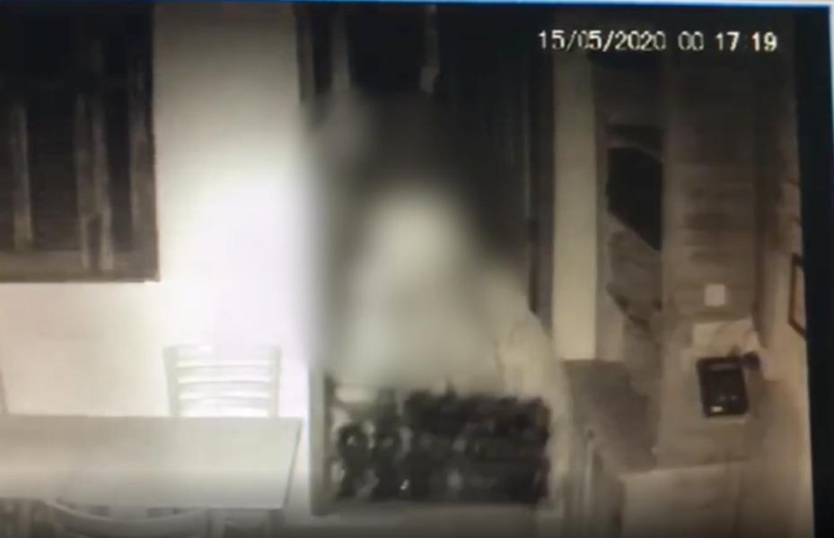 Preso homem que furtou sete vezes o mesmo restaurante em Curitiba