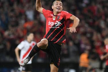 Athletico vence o River Plate em casa e sai na frente pela Recopa