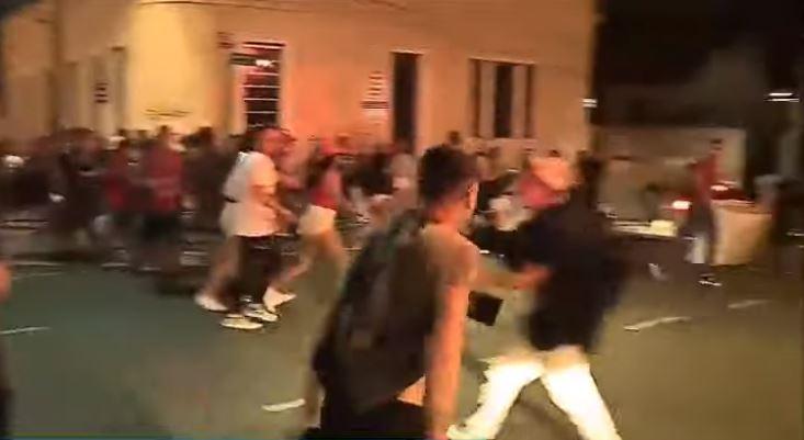 Mesmo com reforço policial, Centro Histórico de Curitiba registra ocorrências; repórter é baleado