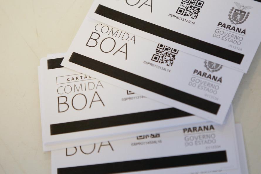 Cartão Comida Boa: moradores de Curitiba terão nova data para sacar benefício