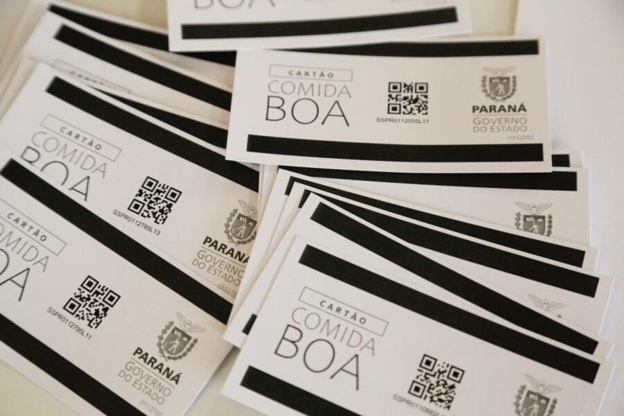 Cartão Comida Boa em Curitiba: cadastro, parcelas e saldo