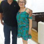 Cleusa Soares - Casados eternos Namorados. 47 anos de união, com muitos altos e baixos mas superando todos com amor, paz, gratidão e diálogos. ????????????