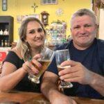 Eli Braga - Feliz dia dos namoridos 30 anos juntos,muitas batalhas vencidas,e muito amor e companheirismo nesses anos todos ??????