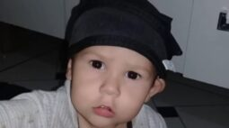 Caso Lorenzo: polícia investiga padrasto pela morte de criança de um ano que teve 85% do corpo queimado