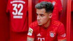 """Berbatov fala sobre passagem de Coutinho pelo Bayern: """"Triste vê-lo nessa situação"""""""