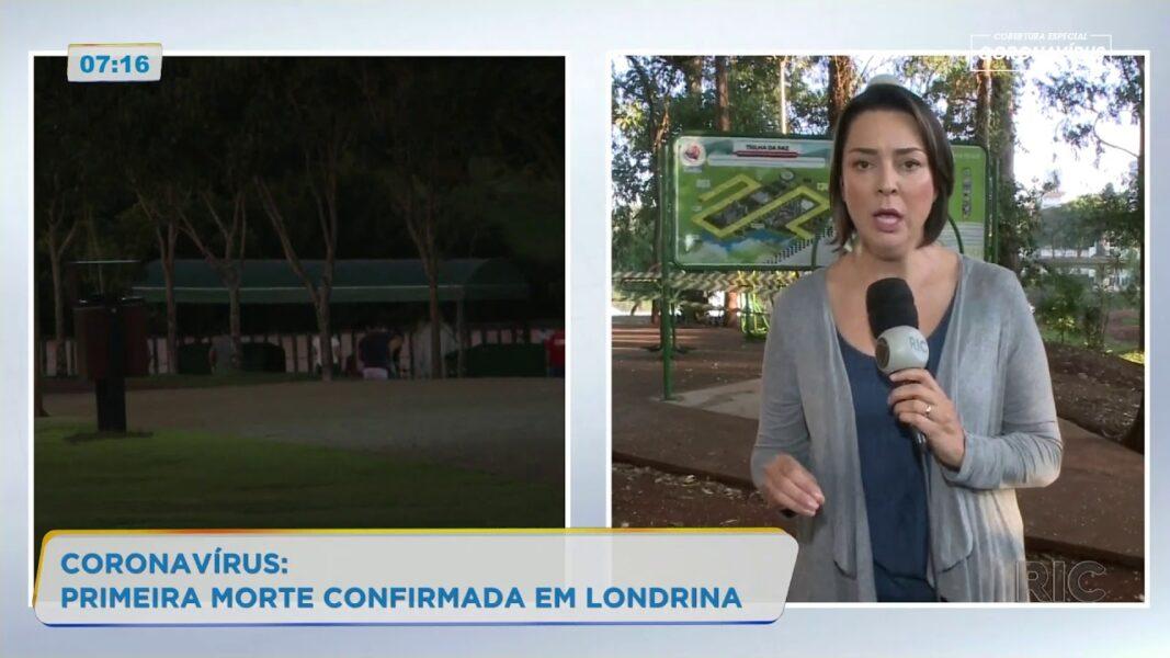 Coronavírus: Primeira morte confirmada em Londrina