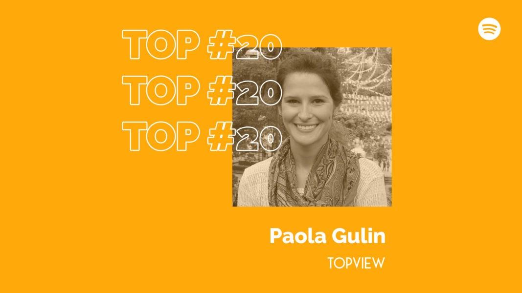 PLAYLIST DOS COLUNISTAS: Paola Gulin seleciona as melhores dos 4 cantos do mundo!
