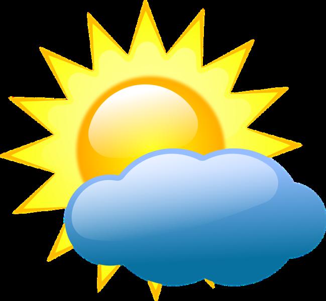 Sol e chuva, previsão do tempo de Londrina e região!