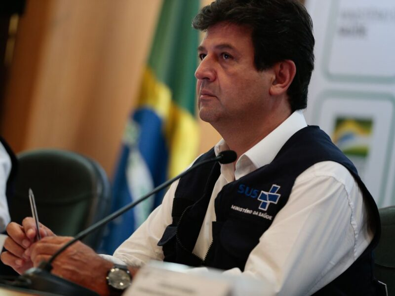 Podcast: Ministro Mandetta é sinal de otimismo no cenário atual