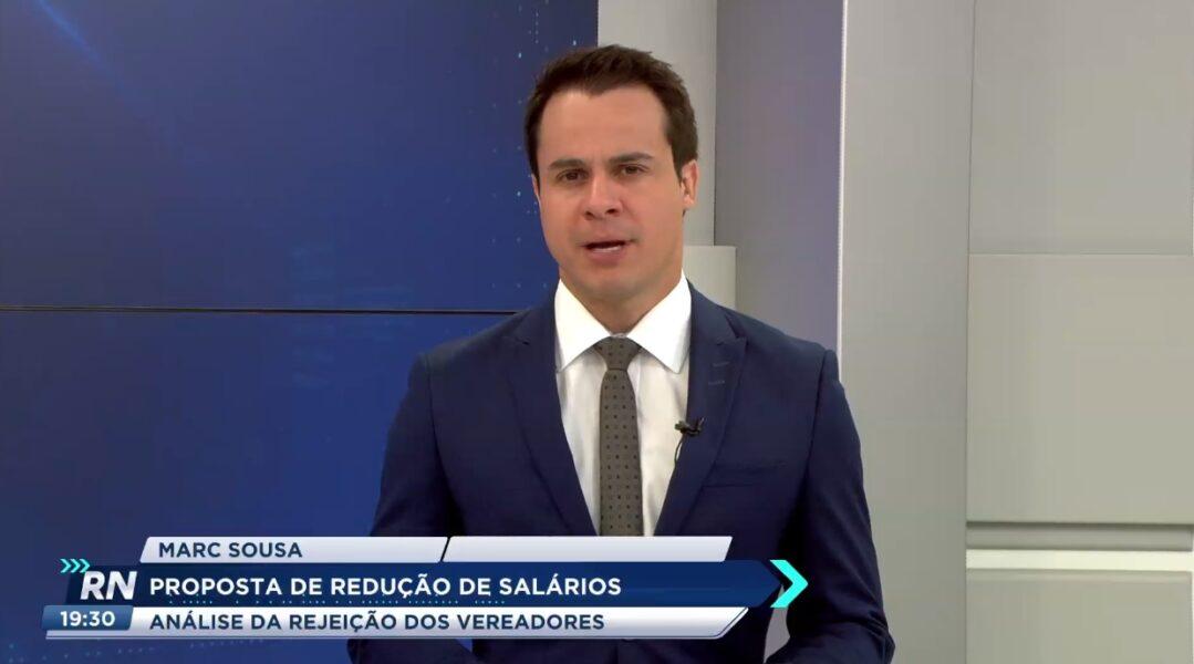 Vereadores de Londrina se recusam a cortar os próprios salários