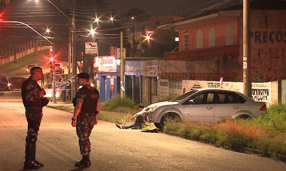 Por pouco, mulher escapa de tiro durante confronto policial no Alto Boqueirão