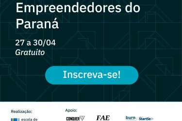 Vem aí! Congresso Online dos Empreendedores do Paraná para enfrentamento de crise