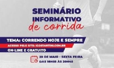 Hospital de Curitiba realiza evento gratuito e on-line sobre Corrida de Rua