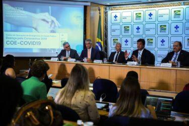 Coronavírus: Brasil tem 4 mortes e aumenta em 50% o número de casos confirmados; Paraná analisa 400 casos suspeitos